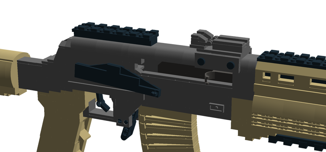 AK-47 MCR - BlueJay TheMeister